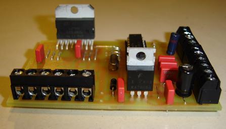 Schema Elettrico Regolatore Di Tensione Velocità Motore Elettrico Corrente Continua : Mst k16j regolatore di velocita per motori in cc a due vie con