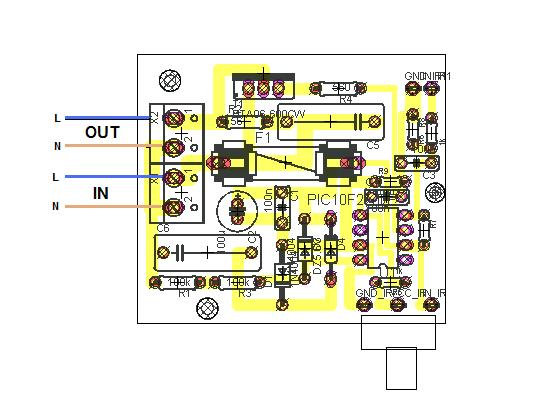 Schema Elettrico Regolatore Per Motori Brushless : Mst k regolatore di velocita per motori elettrici