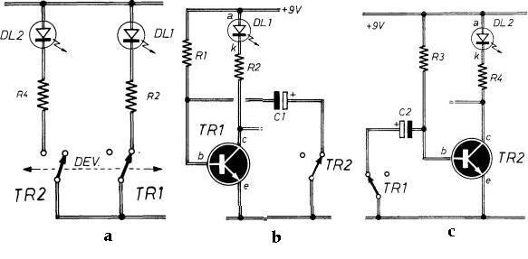 Schemi Elettrici Semplici : Multivibratore astabile schema elettrico del