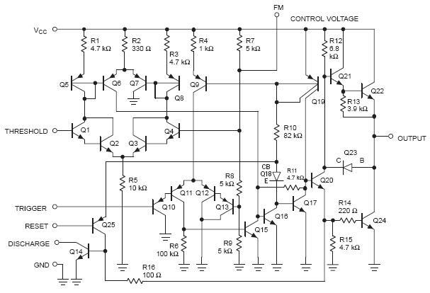 Schema Elettrico : L integrato ne schema elettrico completo