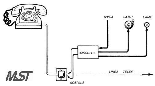 Schema Collegamento Campanello 220v : Schema collegamento campanello fare di una mosca
