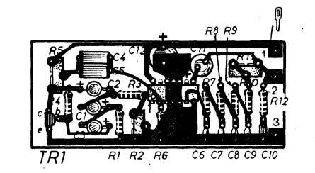 Insettifuga elettronico realizzazione e messa a punto for Generatore di piano
