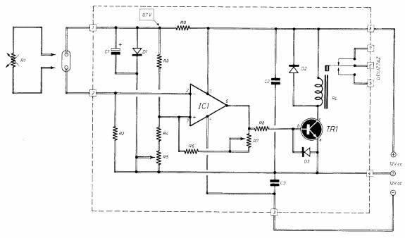 Schema Elettrico Ultrasuoni Per Cani : Termostato elettronico con sonda ntc