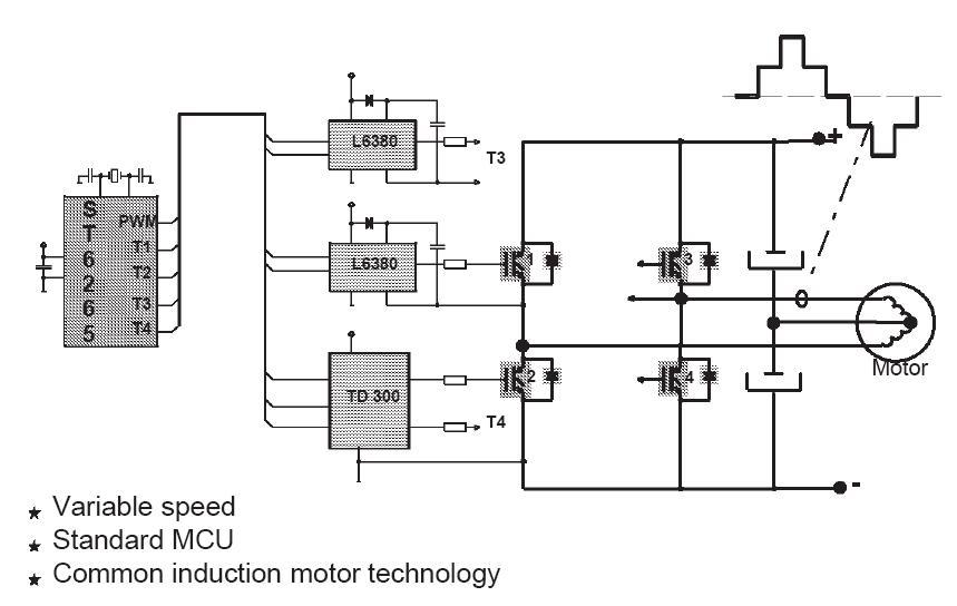 Schema Elettrico Regolatore Pwm : Schema elettrico regolatore velocità vortice